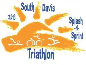 Splash N Sprint Triathlon At The South Davis Recreation Center In