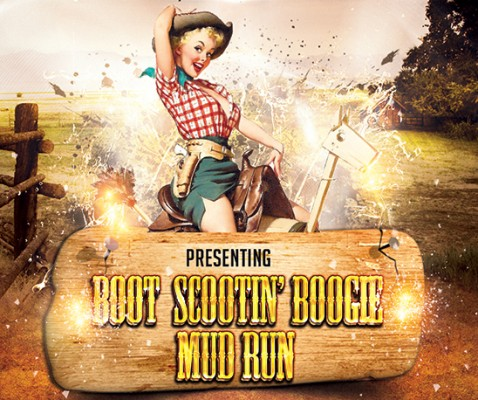 Boot Scootin Boogie Mud Run