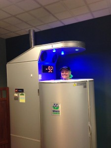Coach Lora Blonde Runner Cryotherapy start