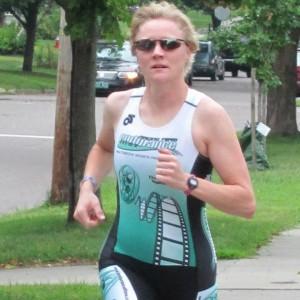 Coach Lora Erickson CS Warmup Run 8.17.2012