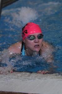 Coach Lora Erickson Triathlon Swimming