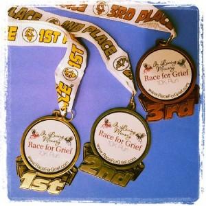 award medals 2013 RFG
