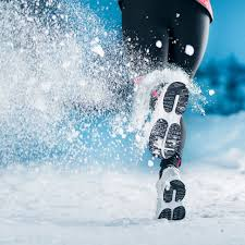 back shoes snow running