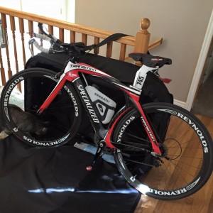 bike back together