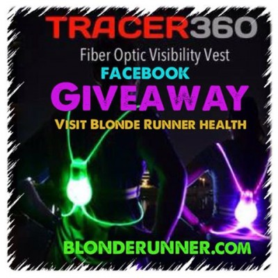 blonde runner 360 giveawaypix 11.20.2014