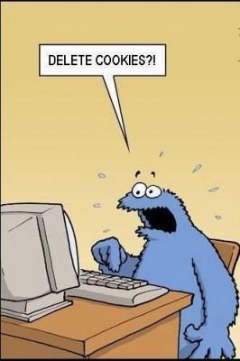 delete cookies