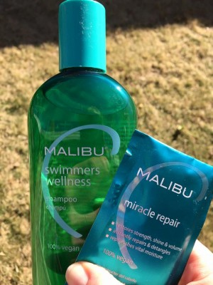 malibu swim shampoo miracle repair