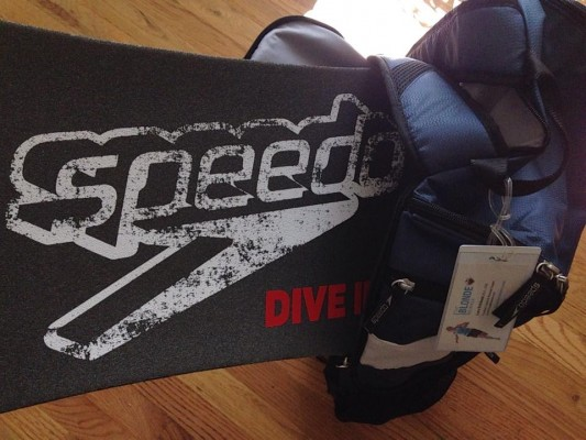 speedo bag