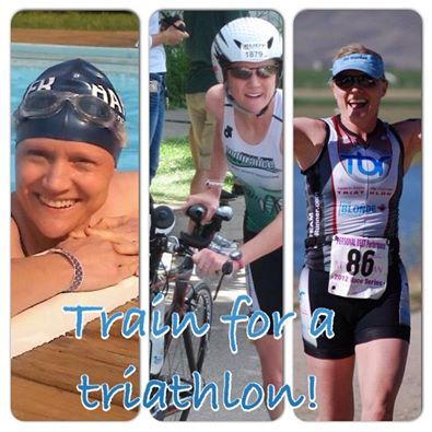 train for a triathlon fall program